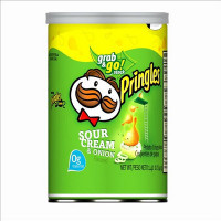 PRINGLES SMALL SOUR CREAM