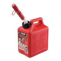 GAS CAN 1 GALLON - RED