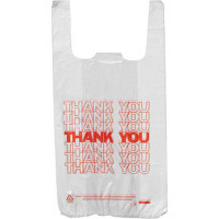 THANK YOU BAGS WHITE 1/6