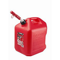 GAS CAN 5 GALLON - RED