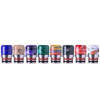 DRIP TIPS 510 ASSORTED COLORS