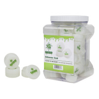 OOZE SILICONE GLOW-IN-THE-DARK JAR