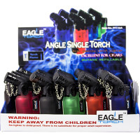 EAGLE ANGLE SINGLE TORCH LIGHTER