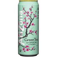 ARIZONA GREEN TEA GINSENG/HONEY