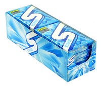 STRIDE GUM ICE BLUE