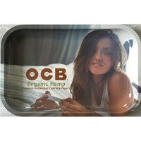 OCB TRAY5 ORGANIC HEMP-LARGE