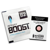 INTEGRA BOOST 8G 62% HUMIDITY PACK 10CT