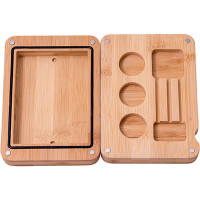 BAMBOO MEDIUM ROLLING TRAY