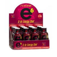 E-6 ENERGY SHOT BERRY
