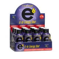 E-6 ENERGY SHOT GRAPE