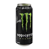 MONSTER ENERGY DRINK GREEN