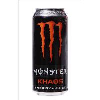 MONSTER ENERGY DRINK KHAOS