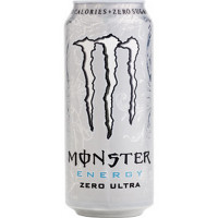 MONSTER ENERGY DRINK ZERO