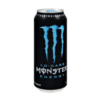 MONSTER ENERGY LOW-CARB BLUE