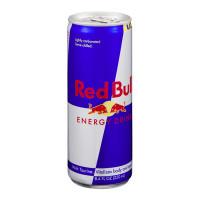 RED BULL ENERGY DRINK 8oz