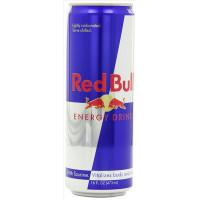 RED BULL ENERGY DRINK 16oz