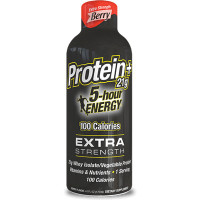 CHASER 5-HOUR PROTEIN EXTRA STRENGTH BERRY
