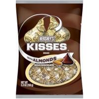 HERSHEY KISSES ALMONDS