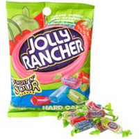 JOLLY RANCHER HARD FRUIT N SOUR