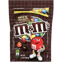 M&M PLAIN BAG