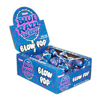 BLO-POP BLUE RAZZ