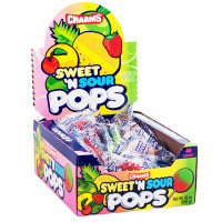 CHARMS SWEET-N-SOUR POP