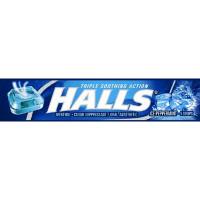 HALLS STICK ICE PEPPERMINT