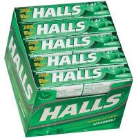 HALLS STICK SPEARMINT