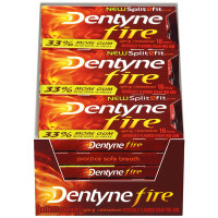 DENTYNE ICE FIRE
