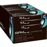 FIVE GUM RPM RELAXING MINT
