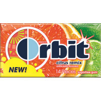 ORBIT GUM CITRUS REMIX