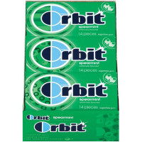 ORBIT GUM SPEARMINT