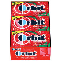 ORBIT GUM STRAWBERRY REMIX
