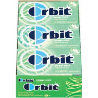 ORBIT GUM SWEET MINT