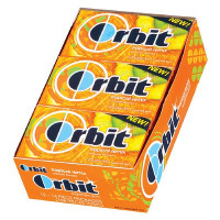 ORBIT GUM TROPICAL REMIX