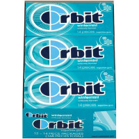 ORBIT GUM WINTERMINT