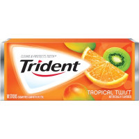 TRIDENT GUM TROPICAL
