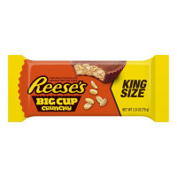 KING REESES BIG CUP CRUNCHY