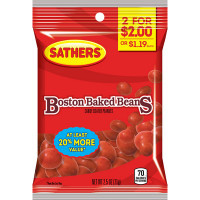 SATHERS 2@2.00 BOSTON BAKED BEANS