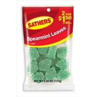SATHERS 2@1.50 SPEARMINT LEAVES