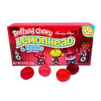 LEMONHEAD REDHEAD CHEW