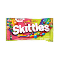 KING SKITTLES SWEETS & SOURS