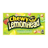 LEMONHEAD CHEWY FIERCELY CITRUS