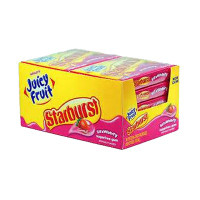 JUICY FRUIT STARBURST STRAWBERRY