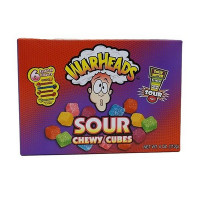 WARHEAD SOUR CHEWY CUBES VIDEO