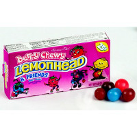 LEMONHEAD BERRY CHEWY VIDEO