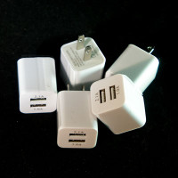 DOUBLE USB PORT HOME CHARGER