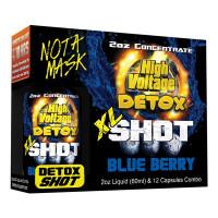 HIGH VOLTAGE XL SHOT BLUEBERRY