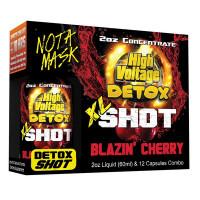 HIGH VOLTAGE XL SHOT BLAZIN' CHERRY