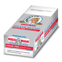 RED MAN CHEW SILVER BLEND